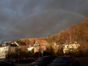 Regenbogen kleiner