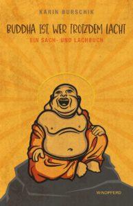 Buddha ist, wer trotzdem lacht - Cover kleiner
