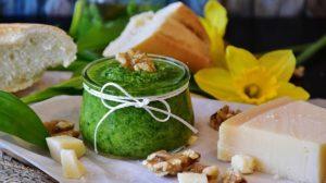 Bärlauch-Pesto kleiner